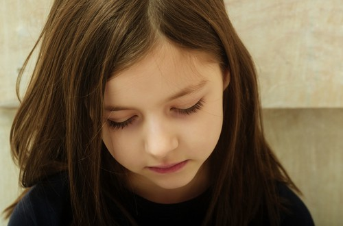 loneliness and grief and meditation kids